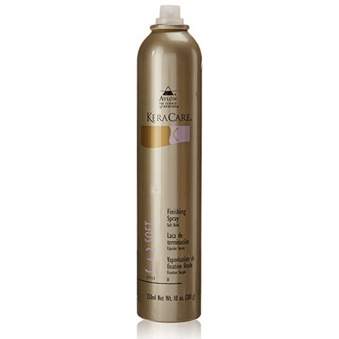 Avlon Keracare Finishing Spray, Soft Hold, 10 Ounce