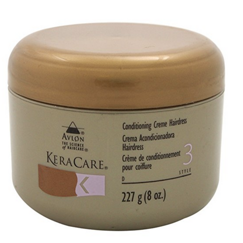 Avlon KeraCare Conditioning Creme Hairdress  8 oz
