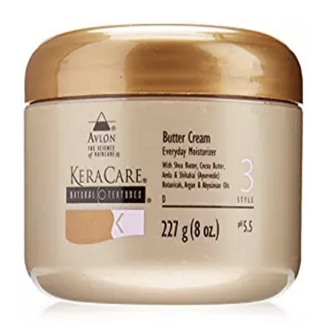 Avlon Keracare Natural Texture Butter Cream 8 oz