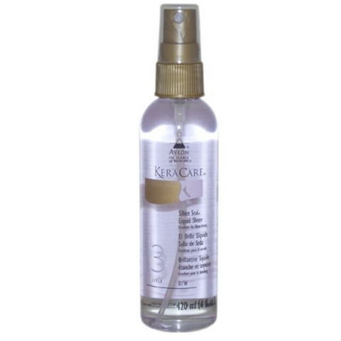 KeraCare Silken Seal Liquid Sheen Spray 4 oz