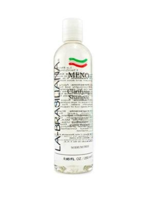 La-Brasiliana Meno Clarify Shampoo - 250ml/8.45oz