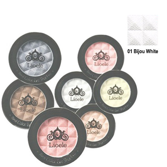 LIOELE Color Eye Shadow 8 Color 2.5g, Select