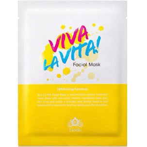 LIOELE Viva La Vita Facial Mask Sheet 25g x 10pcs