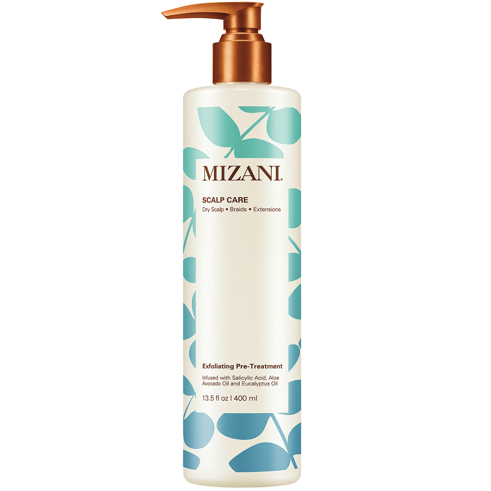 Mizani Scalp Care Exfoliating Pre Treatment 13.5oz