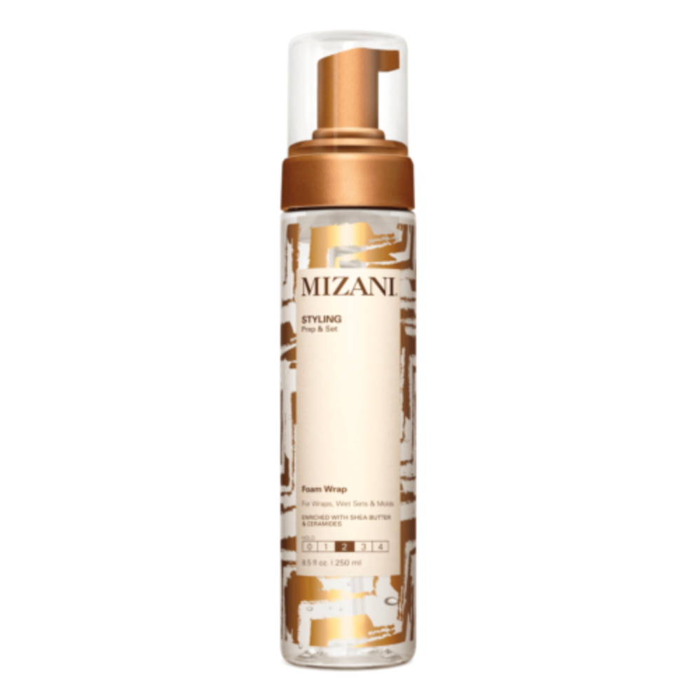 Mizani Foam Wrap Lotion 8.5oz