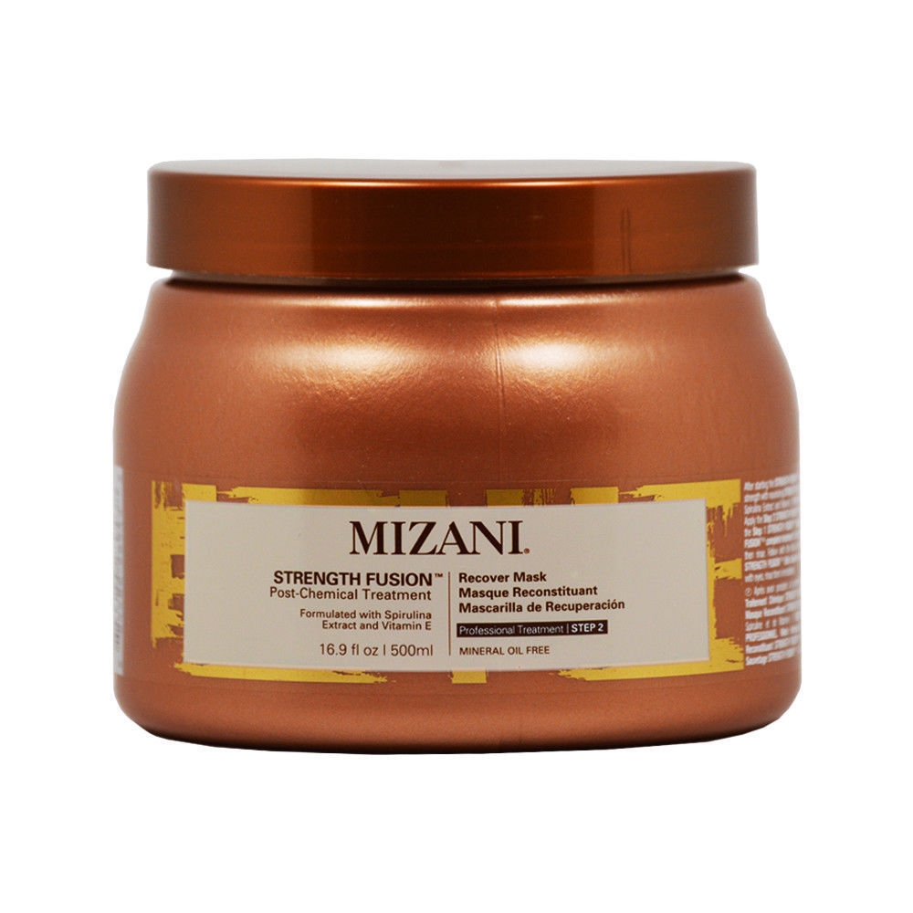 MIZANI Strength Fusion Post-Chemical Treatment Recover Mask 16.9oz
