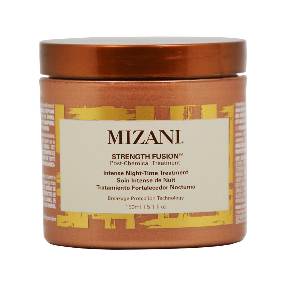 Mizani Strength Fusion Post-Chemical Intense Night-Time Treatment 5.1 oz