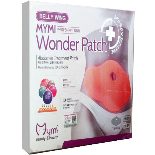 MYMI Wonder Patch - Abdomen Treatment Patch, Select