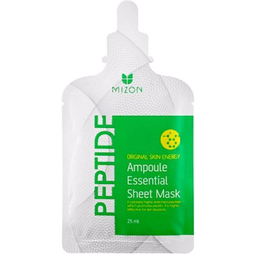 MIZON Peptide Ampoule Essential Sheet Mask 25ml
