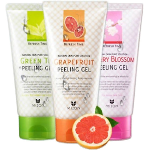 MIZON Refresh Time Peeling Gel 120ml, Select