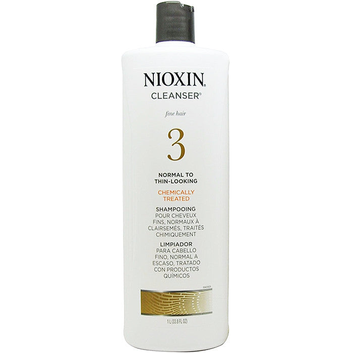 NIOXIN System 3 Cleanser, Select