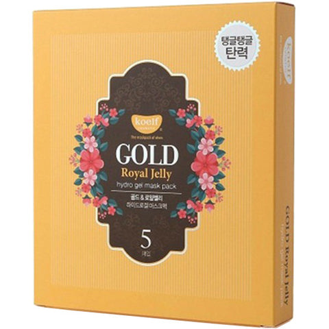 PETITFEE Gold & Royal Jelly Hydro Gel Facial Mask, Select
