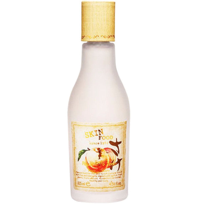 SKINFOOD  Peach Sake Toner 135ml