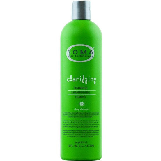 SOMA Hair Technology Clarifying Shampoo, Select