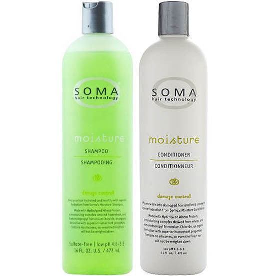 SOMA Hair Technology Moisture Shampoo & Conditioner Set, Select