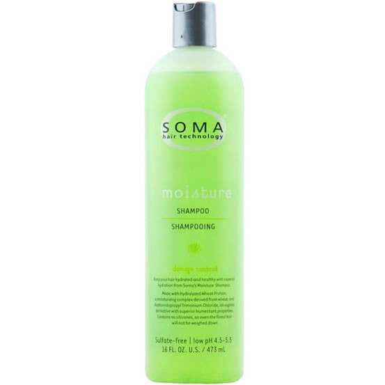 SOMA Hair Technology Moisture  Shampoo, Select