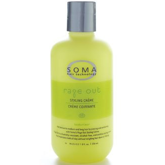 SOMA Hair Technology Rage Out Texturizer Styling Creme 8oz