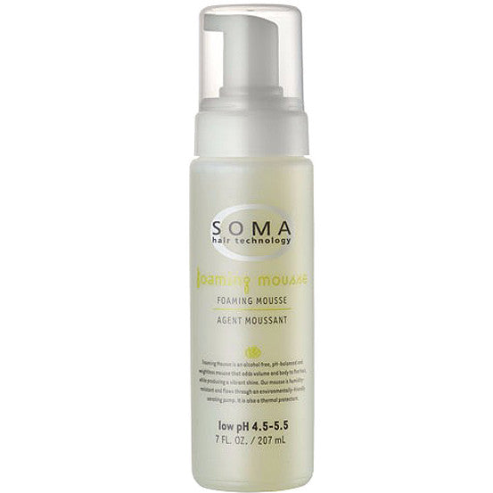 SOMA Hair Technology Foaming Mousse 7oz