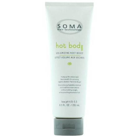 SOMA Hair Technology Hot Body Voluminizing Gel  8.5oz