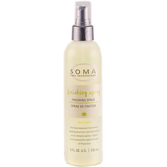 SOMA Hair Technology Finishing Spray 8oz