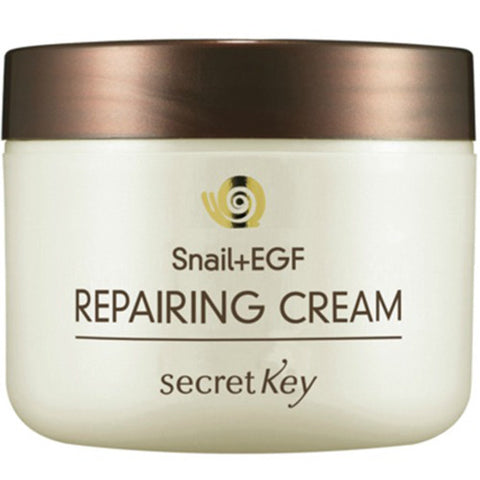 SECRET KEY Snail+EGF Repairing Cream 50g
