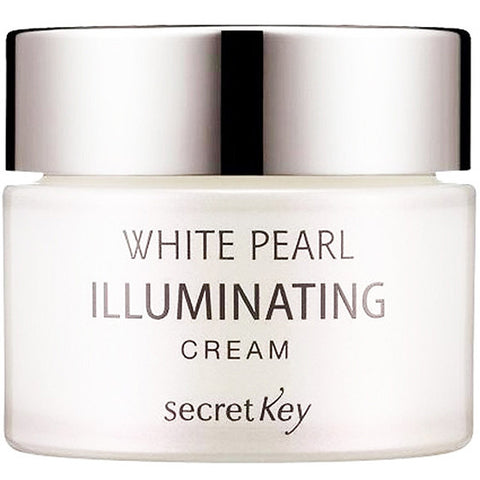 SECRET KEY White Pearl Illuminating Cream 50g