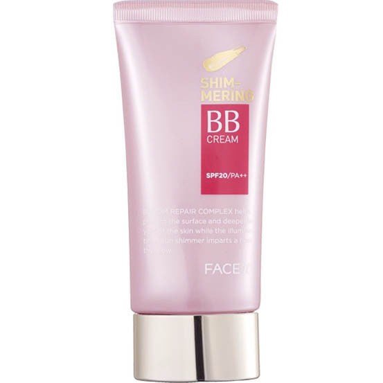 THE FACE SHOP Face It Shimmering BB Cream 40ml