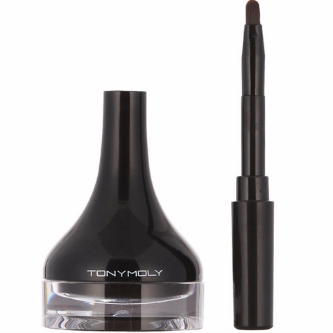 TONYMOLY Back Gel Eye Liner 4g, Select