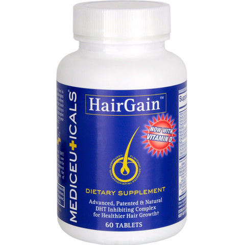 THERAPRO Mediceuticals Hair Gain Supplement for Men & Women 60tablets