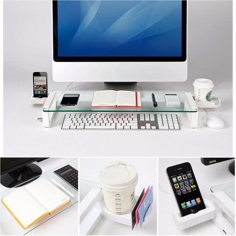 UBOARD Monitor Stand & Multi function Board - select