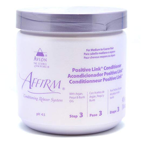 Avlon Affirm Positive Link Conditioner 16 oz