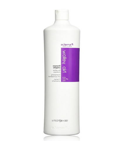 Fanola No Yellow Shampoo 1000 ml / 33 oz