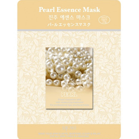 MJ CARE Pearl Essence Sheet Mask 23g x 10pcs