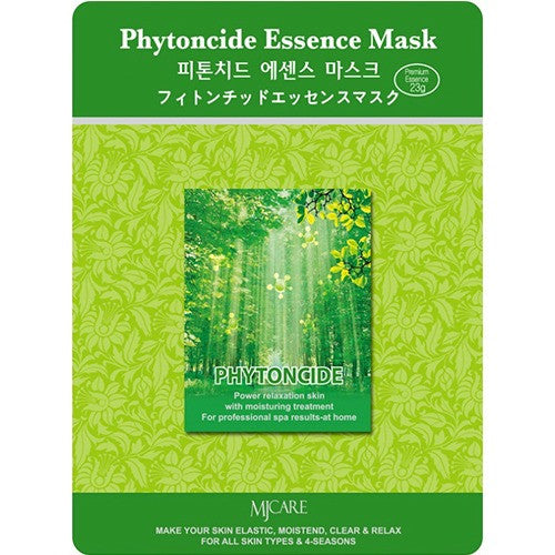 MJ CARE Phytoncide Essence Sheet Mask 23g x 10pcs