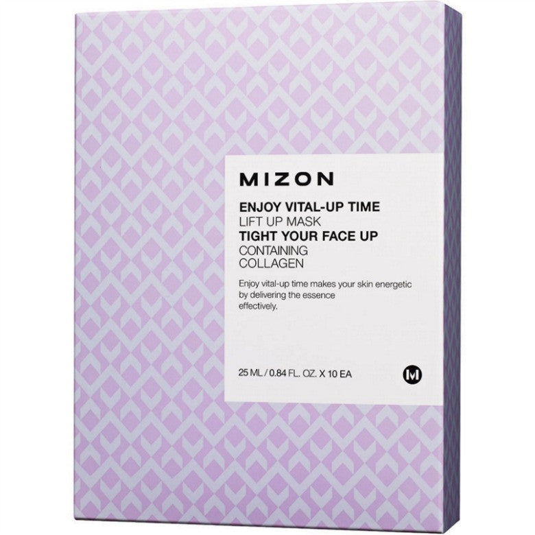 MIZON Enjoy Vital-Up Time Lift Up Mask 23ml x 10pcs