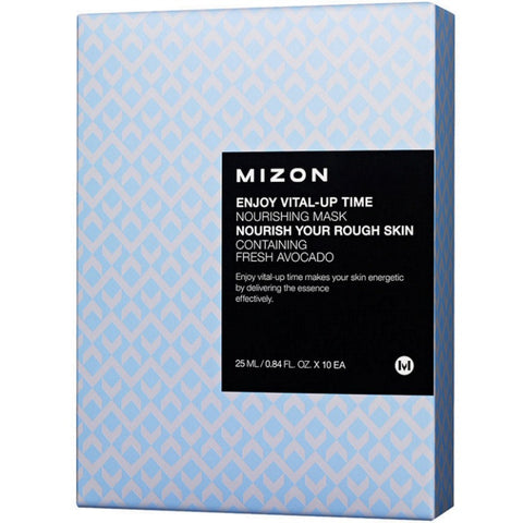 MIZON Enjoy Vital-UP Time Nourishing Mask 23ml x 10pcs
