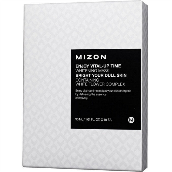 MIZON Enjoy Vital-UP Time Whitening Mask 23ml x 10pcs