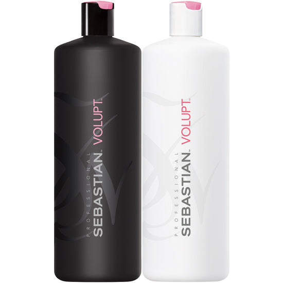 Sebastian Volupt Volume Boosting Shampoo 33 oz & conditioner 33 oz Duo