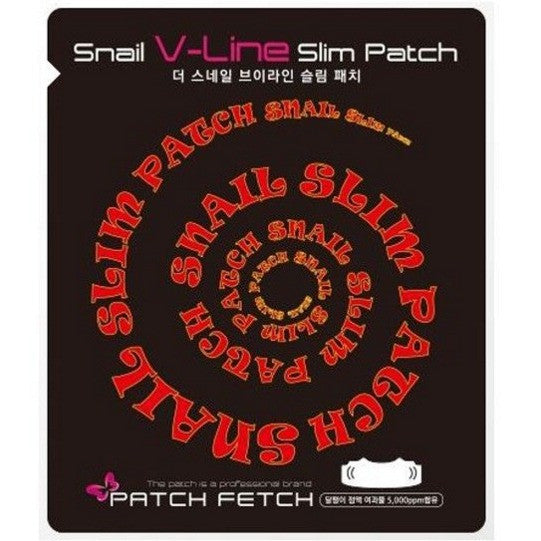 PATCH FETCH Snail V-Line Slim Patch 5pcs