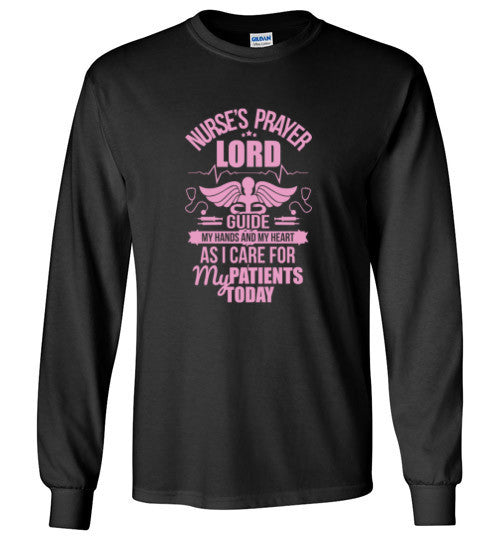 Nurses' Long Sleeve Tees