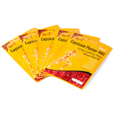 HERBAL HOT CAPSICUM LONG LASTING HEAT PAIN RELIEF POROUS PATCH