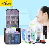 Hanging Medicine & Toiletry Travel Storage Organizer