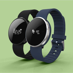 Latest Smart LED Activity Tracker Bracelet with a Dynamic Bluetooth 4.0 Heart Rate Monitor