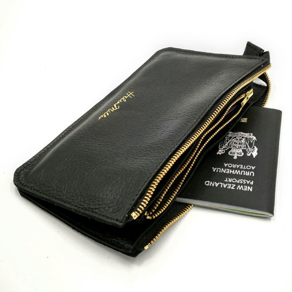 Travel wallet - clutch