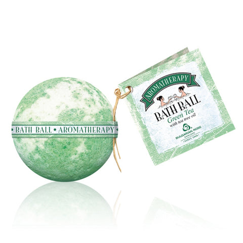 Green Tea Aromatherapy Bath Bomb