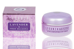 Organic Lavender Moisturizing Day Face Cream