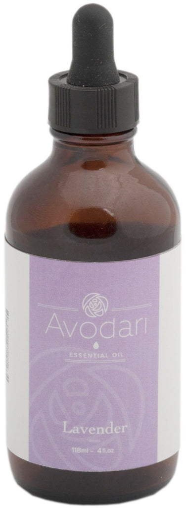 Organic Bulgarian Lavender Essential Oil 4 oz 118 ml