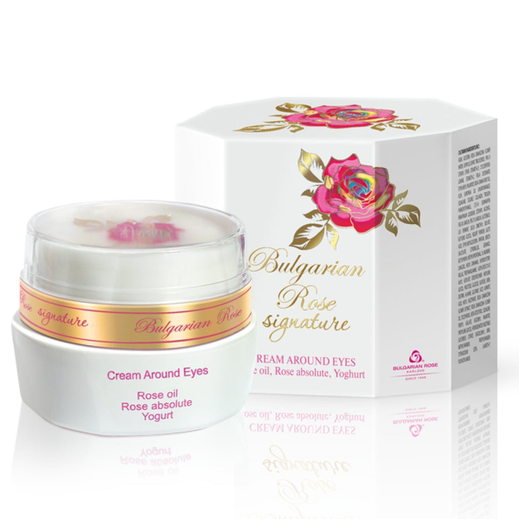 Signature Rose Eye Cream