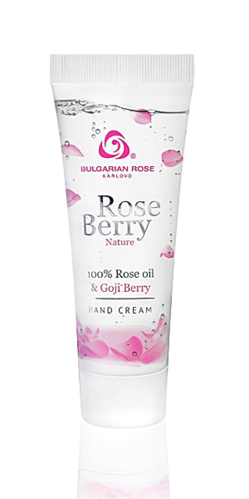 Anti-Aging Rose Goji Berry Hand Cream