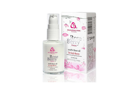 Anti-Aging Lifting Rose Berry Eye Serum